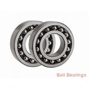7mm x 11mm x 3mm  ZEN mf117-2z-zen Ball Bearings