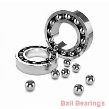 7mm x 11mm x 3mm  ZEN mr117-2z-zen Ball Bearings