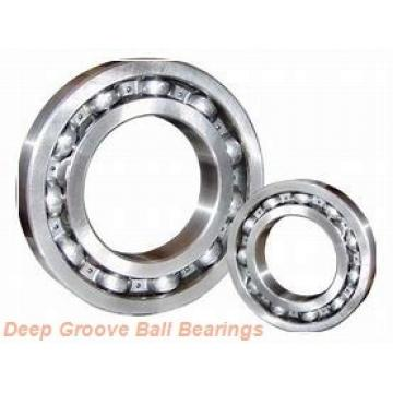 20mm x 42mm x 8mm  FAG 16004-2z-fag Deep Groove Bearings