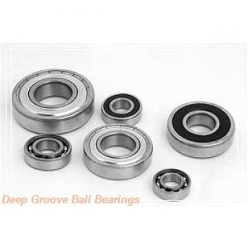 75mm x 115mm x 13mm  FAG 16015-fag Deep Groove Bearings