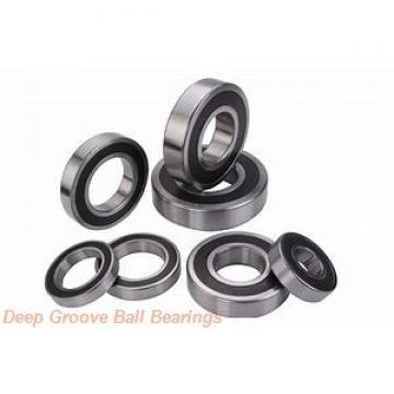 10mm x 26mm x 12mm  FAG 63000-2rsr-fag Deep Groove Bearings