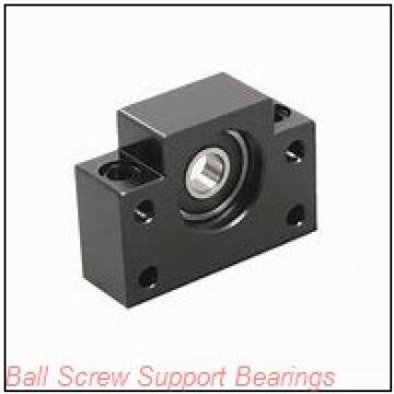 50mm x 90mm x 15mm  Timken mm50bs90dl-timken Ball Screw Support Bearings