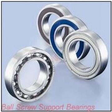 50mm x 115mm x 34mm  Timken mmf550bs115ppdm-timken Ball Screw Support Bearings