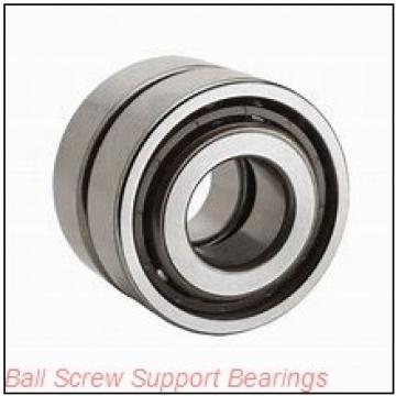 25mm x 62mm x 15mm  Timken mm25bs62duh-timken Ball Screw Support Bearings