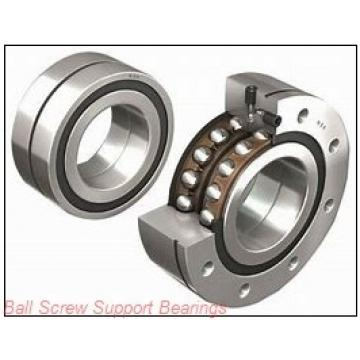 15mm x 47mm x 15mm  Nachi 15tab04db/gmp4-nachi Ball Screw Support Bearings