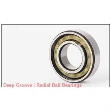 10mm x 28mm x 8mm  NSK 16100-nsk Deep Groove | Radial Ball Bearings
