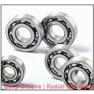 15mm x 42mm x 17mm  NSK 4302btn-nsk Deep Groove | Radial Ball Bearings