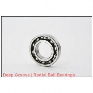 10mm x 30mm x 9mm  Timken 6200z-timken Deep Groove | Radial Ball Bearings