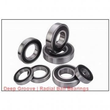 10mm x 35mm x 11mm  NSK 6300dduc3-nsk Deep Groove | Radial Ball Bearings