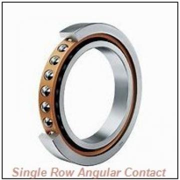 55mm x 100mm x 21mm  SKF 7211becby-skf Single Row Angular Contact