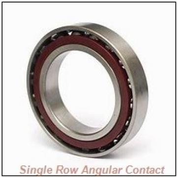 55mm x 100mm x 21mm  FAG 7211-b-tvp-p5-ul-fag Single Row Angular Contact