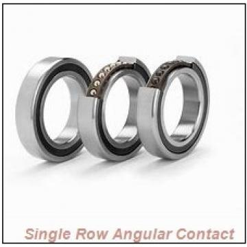 3 Inch x 7 Inch x 1.563 Inch  R%26M mjt3-r&m Single Row Angular Contact