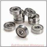 2.5mm x 7mm x 2.5mm  ZEN sf692x-zen Ball Bearings Miniatures