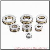 2.5mm x 7mm x 3.5mm  ZEN f692x-2z-zen Ball Bearings Miniatures