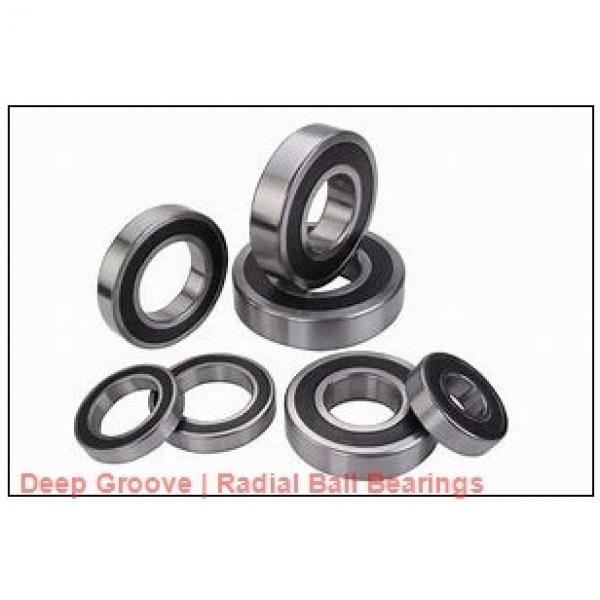 10mm x 35mm x 11mm  NSK 6300zzc3-nsk Deep Groove | Radial Ball Bearings #2 image