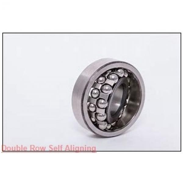 35mm x 72mm x 17mm  NSK 1207tn-nsk Double Row Self Aligning #1 image
